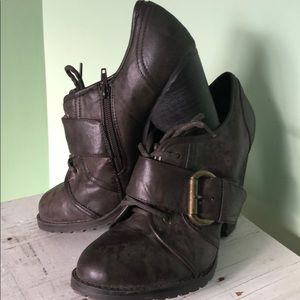 Chunky Low Cut Boot